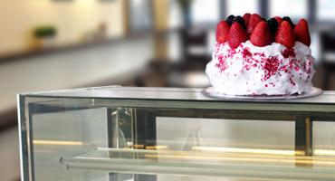 高濕度蛋糕櫃