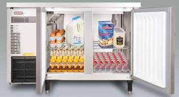 工作台冷藏/冷冻冰箱