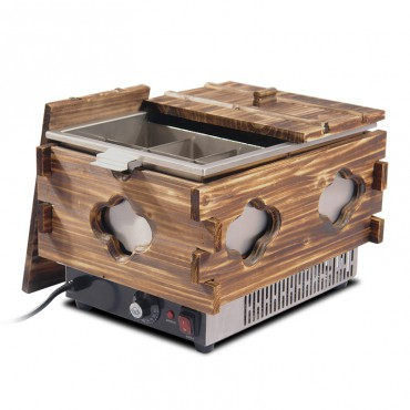 Single Tank Food Warmer